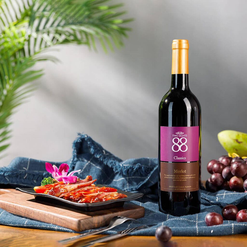 Xiaomi Handpicked Wines The First Classic Merlot Red Wine 2018