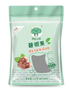 Xiaomi Oak Town Pecans Bags Milk Scented Casual Snacks 120g