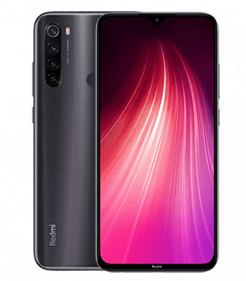 Смартфон Xiaomi Redmi Note 8T 64GB/4GB (Black/Черный)